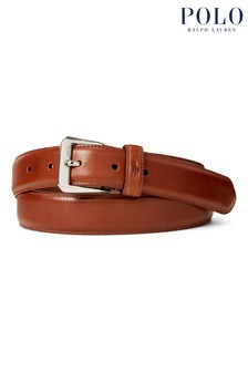 Polo Ralph Lauren Smooth Leather Formal Belt