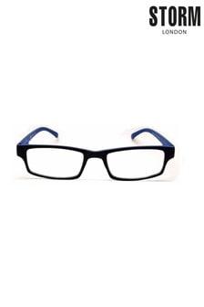 Storm Rectangular Reading Glasses