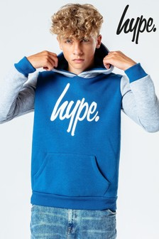 Hype. Kids Multi 2 Tone Pullover Hoody