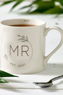 Wedding Mr Mug