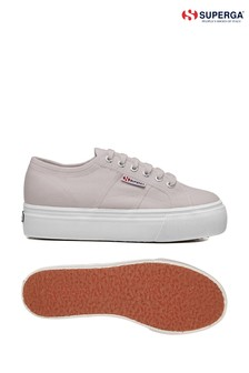 Superga® Purple 2790 Cotw Linea Up And Down Trainers