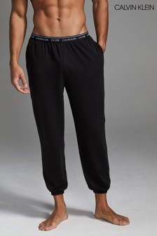Calvin Klein Black Loungewear Joggers