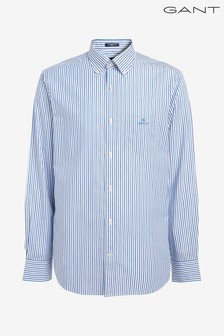 GANT Regular Stripe Broadcloth Shirt