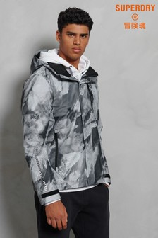 Superdry Sprint Camo Hurricane Jacket
