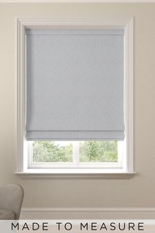 Sayeh Linen Natural Made To Measure Roman Blind