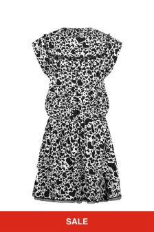 فستان أسود بناتي