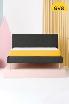 Charcoal Tailored Bed Frame By Eve