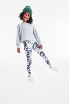 Floral 2 Piece Sports Set (3-16yrs)