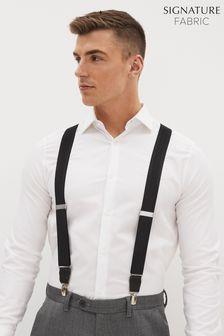 Black Premium Braces