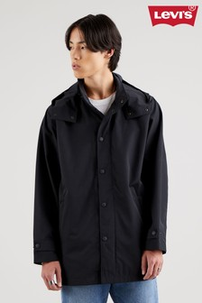 Levi's® Black Fishtail Parka