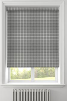Malvern Mineral Grey Made To Measure Roller Blind