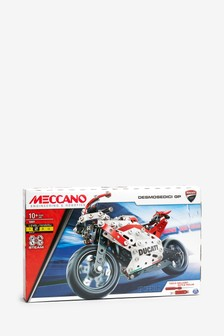 Meccano Ducati Model Motorcycle Kit