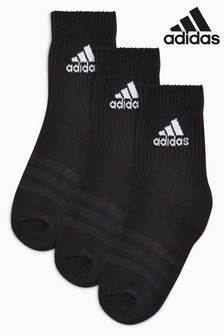 adidas Kids Training Crew Socks Three Pack