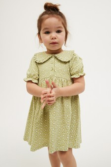 Green Tea Dress (3mths-7yrs)