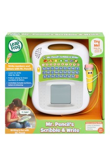 LeapFrog Mr. Pencil's Scribble And Write Learning Toy