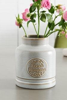 Fresh Blooms Vase