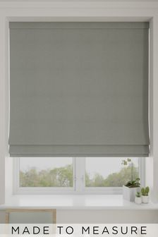 Soho Alpine Green Made To Measure Roman Blind