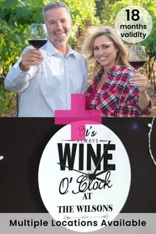 The Perfect Gift for Budding Wine Buffs Gift Experience by