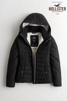 Hollister Core Padded Jacket