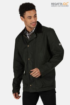 Regatta Green Country Wax Jacket