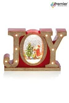 Glitter Joy Water by Premier Decorations Ltd