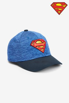 Blue Superman Cap (Older)