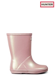 Hunter Kids First Nebula Wellington Boots