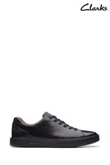 Clarks Black Un Costa Lace Shoes