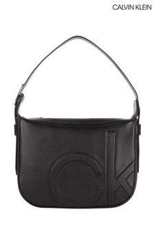 Calvin Klein Black Medium Shoulder Bag
