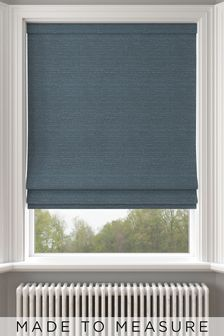 Jasper Kingfisher Green Made To Measure Roman Blind