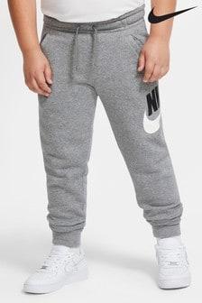 Nike Kids Plus Grey Club Joggers
