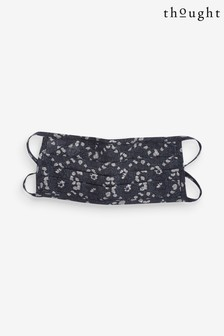 Thought Organic Cotton Reusable Face Covering In A Bag