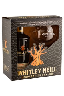 Original Gin And Glass 70cl by Whitley Neill