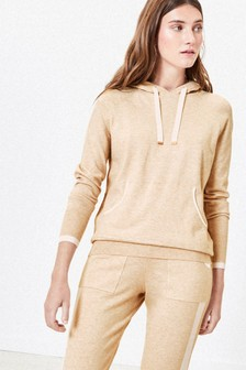 Oasis Natural Luxe Lounge Hoody