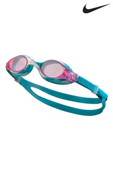 Nike Pink Little Swoosh Swimming Goggles