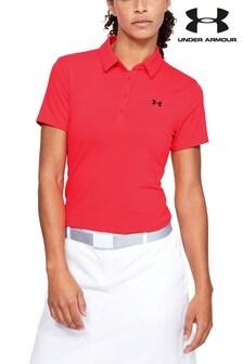 Under Armour Golf Zinger Short Sleeve Polo