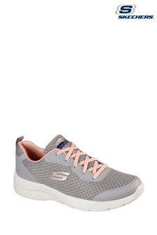 Skechers® Grey Dynamight 2.0 Special Memory Trainers