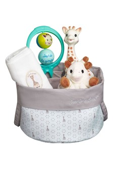 Sophie la Girafe - Birth Basket Hamper
