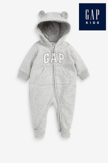 Gap Baby Logo Rompersuit