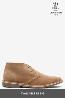 Taupe   Suede Desert Boot