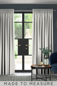 Pero Linen Natural Made To Measure Curtains