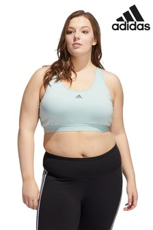 adidas Curve Medium Support Sports Bra