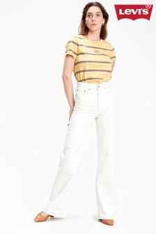 Levi's® Ribcage High Rise Wide Leg Jeans