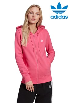 adidas Originals Essential Zip Through Hoodie