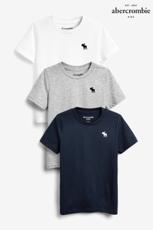Abercrombie & Fitch T-Shirt 3 Pack