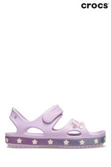 Crocs™ Fun Lab Unicorn Charm Sandals