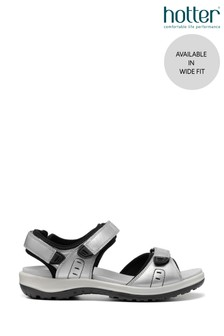 Hotter Walk Wide Fit Touch Fastening Active Sandals