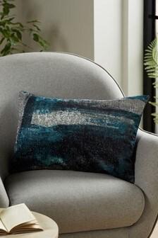 Raeni Abstract Paint Cushion