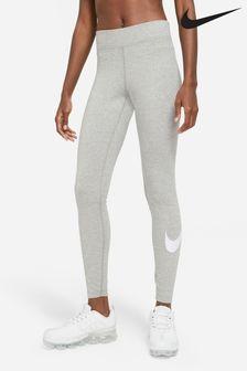 Nike Sportswear Essential Mid Rise Swoosh Leggings