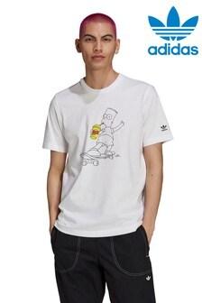 adidas Originals Bart Simpson T-Shirt